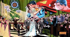 superman lois lane matrimonio