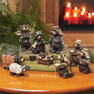 bear-nativity-set