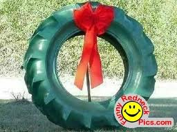 computer-wreath