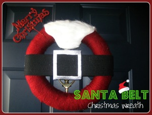 Craft O Maniac Christmas wreath blog pic 1
