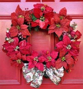 Dsc_0020 Xmas Wreath 2010