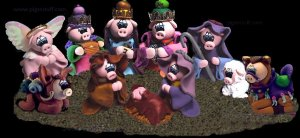 Pig_Nativity