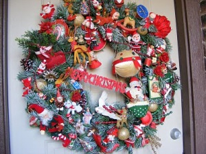 ticky tacky vintage wreath (1)