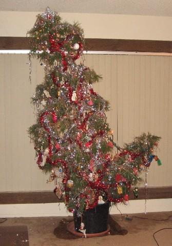 Ugly Christmas Tree | quotes.lol-rofl.com