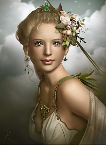 She may be the goddess of the harvest but almost destroyed humanity when Hades kidnapped her daughter Persephone. Luckily she gets to see her half the year. Still. starving the world over her daughter may be a bit extreme but understandable.