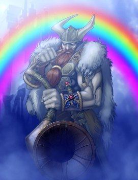 Image result for Heimdall Norse Mythology