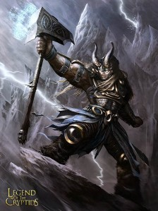 Conceived and born to avenge one half-brother's death and kills another as well as helps capture Loki. Went from infancy and adulthood in a single day. Will survive Ragnarok.