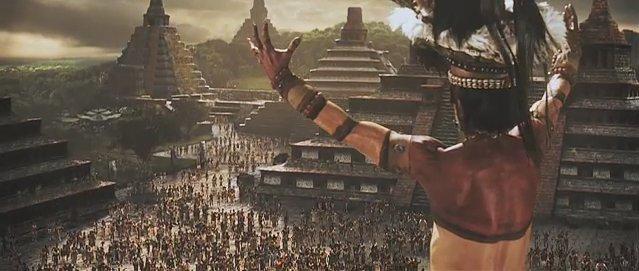 apocalypto movie review essay