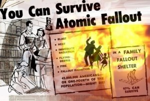 I'm sure a fallout shelter will save you in a nuclear attack. Actually, it's probably going to useless and you'll probably die in a nuclear attack anyway.