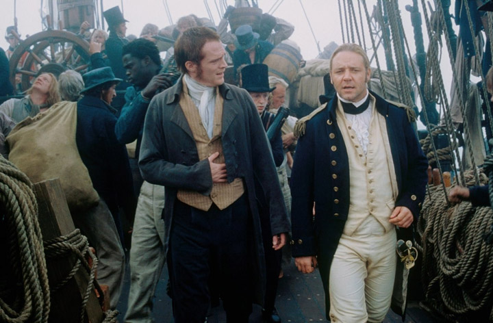 Image result for movie trailer Master and Commander