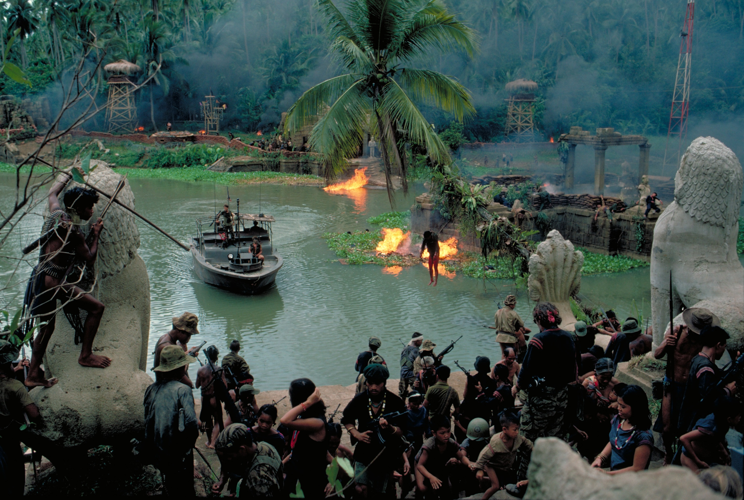 apocalypse now heart of darkness comparison essay