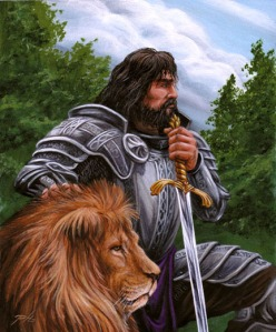 Sure Sir Ywain may have killed a supernatural fountain guardian who beat up his cousin and later married the guy's widow. But he at least has a cool lion despite that he's the Round Table Knight you probably never heard of.
