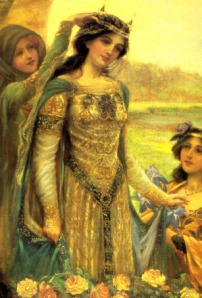 Guinevere has been portrayed as everything from a weak and opportunistic traitor to a fatally flawed but noble and virtuous gentlewoman. She could be praised for her friendliness, intelligence, and gentility or depicted as a vindictive adultress disliked by well-bred knights. Sometimes she's portrayed inauspiciously or hardly at all.