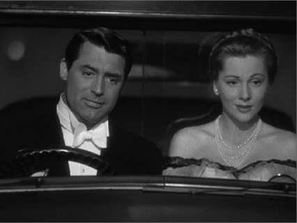Suspicion Cary Grant Joan Fontaine Hitchcock pic 1