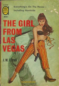 Seriously, she may be a very attractive woman who won't hesitate to shoot people. Yet, those ugly dungarees totally kill the mood. I mean they're more suited for old men at the golf course than half-dressed pin ups with guns.