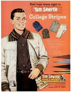Of course, Jimmy's mom picked the outfit for him thinking it would make him seem sharp. However, Jimmy thinks wearing such outfit would make him the laughingstock at Ole Miss and is currently devising a plan to murder his mother in her sleep.