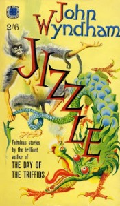 "I don't know about you, but when I hear the word ""jizzle,"" I don't think about mythological monsters about to go at it. Did I just say that? Shit."