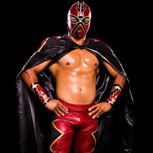 Sure as a lucha libre wrestler, he's a racist caricature that offends many in the Latino Community. Yet, what choice did the Arizona Diamondbacks had in selecting him? I mean their other candidates to curry favor to Latinos included a  giant walking burrito, a chubby pancho clad bandito with a sombrero and duel wielding pistol, a matador, and a flamenco dancer. Perhaps a Hispanic baseball player from the team would've been better.