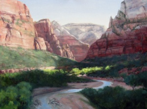 Utah's most famous national Park is none other than Zion with its most prominent feature 15 mile long Zion Canyon. Since it lies at the junction of the Mojave Desert, Colorado Plateau, the park's unique geography provides for lovely scenery and numerous plant and animal diversity in its four life zones.