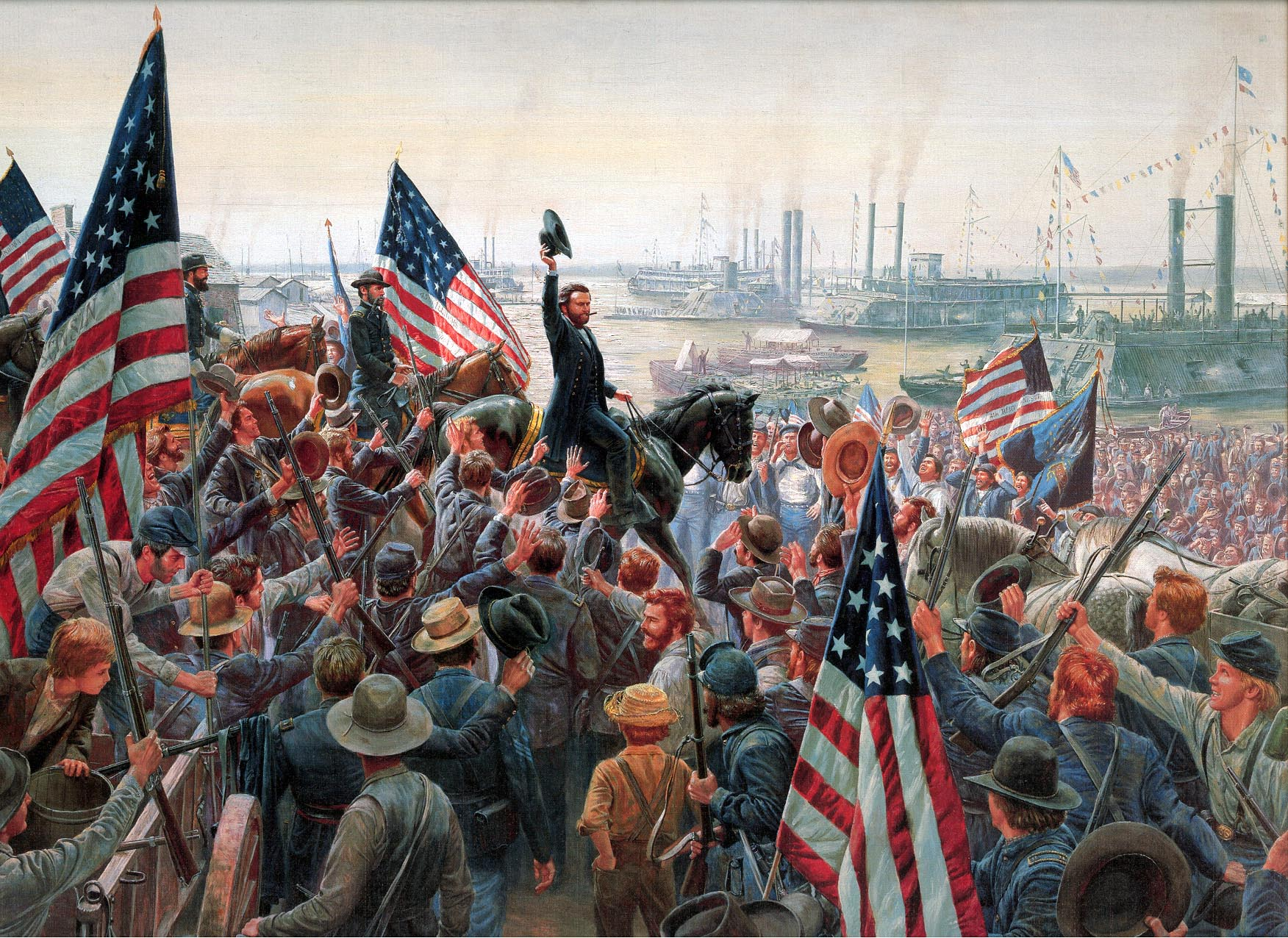 was northern victory in the civil Northern victory in civil war the civil war was over if the army of northern virginia failed to force it's way deeply into the northern states.