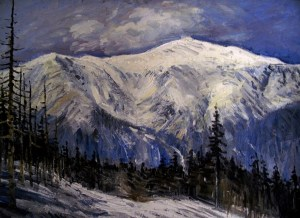 New Hampshire's Mt. Washington is well known for its dangerously erratic weather with its highest gust of wind measured at 231 mph on the afternoon of April 12, 1934. At a height of 6, 288 ft, it's the highest peak in the American Northeast and the most prominent east of the Mississippi River.