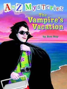 Seriously, I thought that a sunny beach location would be one of the worst vacation destinations for vampires since they tend to disintegrate in the hot sun. I mean why would vampires would want to travel to such beach destinations anyway?