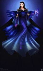 Nyx was the Greek primordial goddess of night known for her exceptional power and beauty. Still, she's so protective of her many children (unpleasant or not) that not even Zeus wants to risk taking her on.