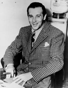 Oh, my is this bad boy a very handsome man? And in a checkered sports coat who knew? Still, it's a shame that this gangster would go to a bad end and with a left eye blown out of its socket. Jesus Christ!