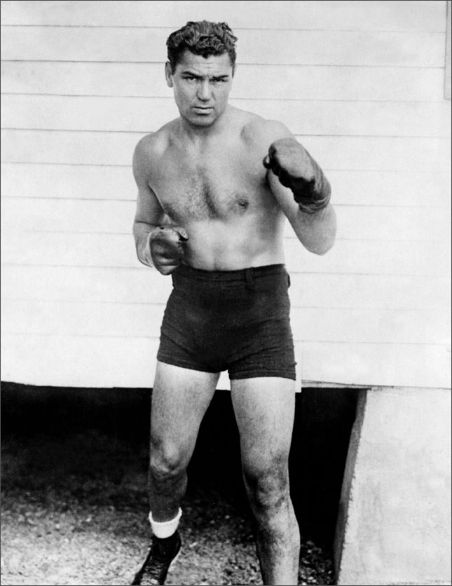 Jack Dempsey would win the World Heavyweight Championship title for ...