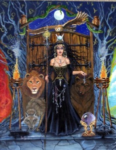 Hecate may be a goddess of magic as well as known for her benevolence to those who venerate her. Yet, the fact she's confined to the role of a household goddess just kind of seems a little unfair to her.