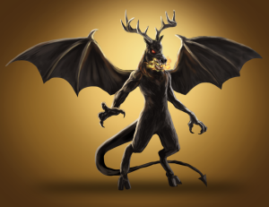 Of course, the legend of the Jersey Devil predates New Jersey's reputation for superfund sites, gangsters, corruption, and Snooki. Still, if this monster was on MTV's Jersey Shore, I bet the show wouldn't be canceled.