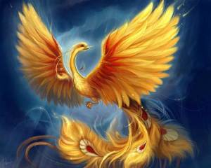 Despite the fact it's a firebird, the phoenixes are usually harmless creatures to anyone who's good. Of course, this doesn't mean it can't attack for Fawkes did blind a basilisk in Harry Potter.