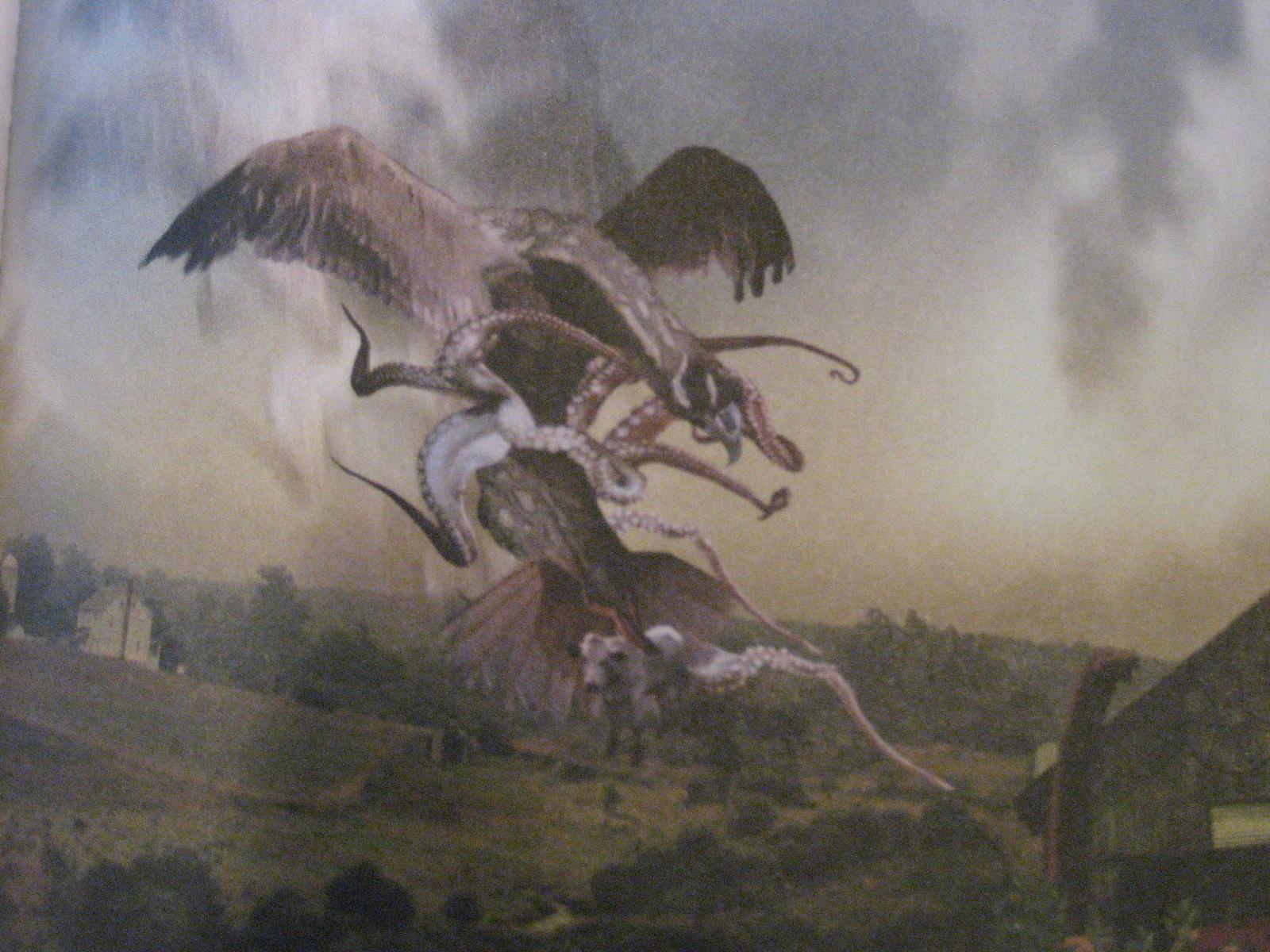 Mythological Creatures Phoenix vs Thunderbird  Enclave