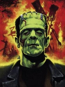 Of course, I know people would have a problem if I didn't go with the Boris Karloff edition of Frankenstein's Monster. Still, even if he did burn a windmill and drown that girl, you kind of have to feel pretty bad for him since everyone in the village was being a complete jerk. Still, what Dr. Frankenstein did to him was just cruel.