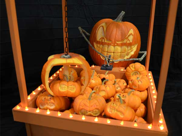 The Wonderful World Of Halloween Pumpkin Carving The