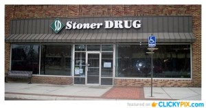 "I'm sure ""Stoner Drug"" is a great name for a drugstore. I can see it now, ""Stoner Drug: Our Stash Will Make You High."" Hope this is just a medical marijuana dispensary."
