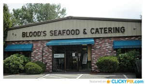 Now while Blood may be a great name for a pirate captain, it's not so much for a seafood restauranteur.