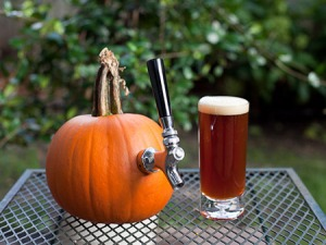 Warning: must try to store it in a safe place when Halloween comes around. Also, don't attempt this if your friends suspect you of alcoholism.