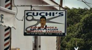 "Of course, when I hear the word, ""Cuchi"" I think of a family hair salon. Actually not really. Still, I wonder if this place does Brazilians."