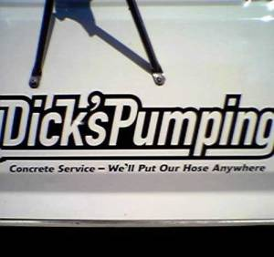 "Doesn't help that their slogan is, ""We'll put our hose anywhere."" Still, I wonder if this business also sells those pumps to old men with erectile dysfunction."