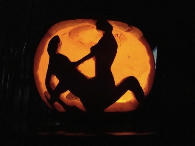 sex with a pumpkin