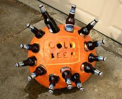 Now I'm sure this isn't the kind of pumpkin carving suited for families. Might want to store this away from trick or treaters.