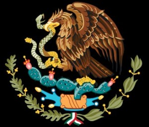 Mexicos eagle
