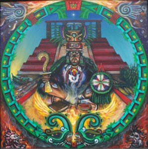 Quetzalcoatl is perhaps one of the nicer gods of the pantheon who didn't demand a lot of sacrifices as well as the one most of us know. He's known as a creator and friend to humanity as well as associated with death and resurrection. Still, despite his parallels with Jesus, he is no saint.