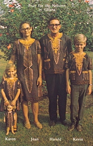 And dear Lord, please give them the strength and courage to overcome their ghastly fashion sense. I mean it's nice for them to go with traditional dress but a brown and yellow color scheme? Dear God!