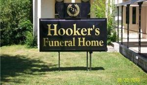 Well, it has to be nice that there's a funeral that takes in all those poor sex workers who've been killed on cop shows. Their viewings must be very interesting.
