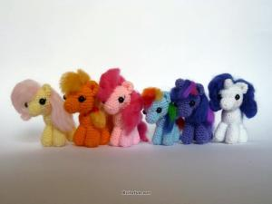 Let's just hope these My Little Pony toys go to young girls. I mean the very idea of adult men being into My Little Pony is rather disturbing if you ask me. I mean College Humor made quite a few videos mocking it.