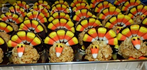 Of course, as it goes with real turkeys, there's a chance your kids might not find the feathers or head edible. If so, then perhaps tasty.