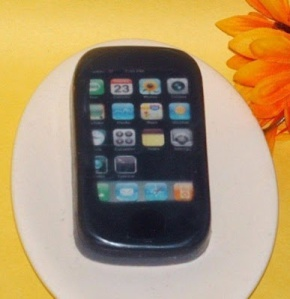 Whoever thought this was a real iPhone is bound to be disappointed when they realize that none of the buttons don't work. Also, when it gathers suds in the shower.