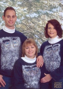 I wonder who thought having shirts like that was a testament to fashion sense. Probably someone on drugs at the time.